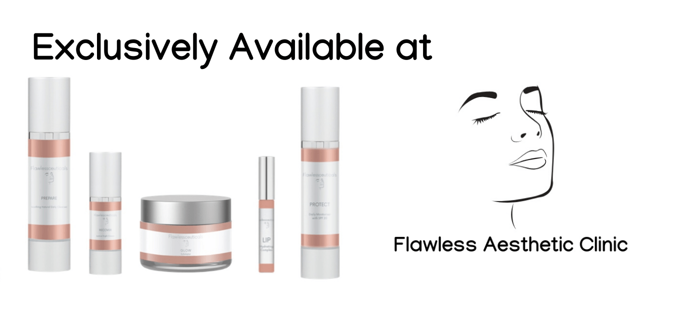 Exclusive anti ageing skincare